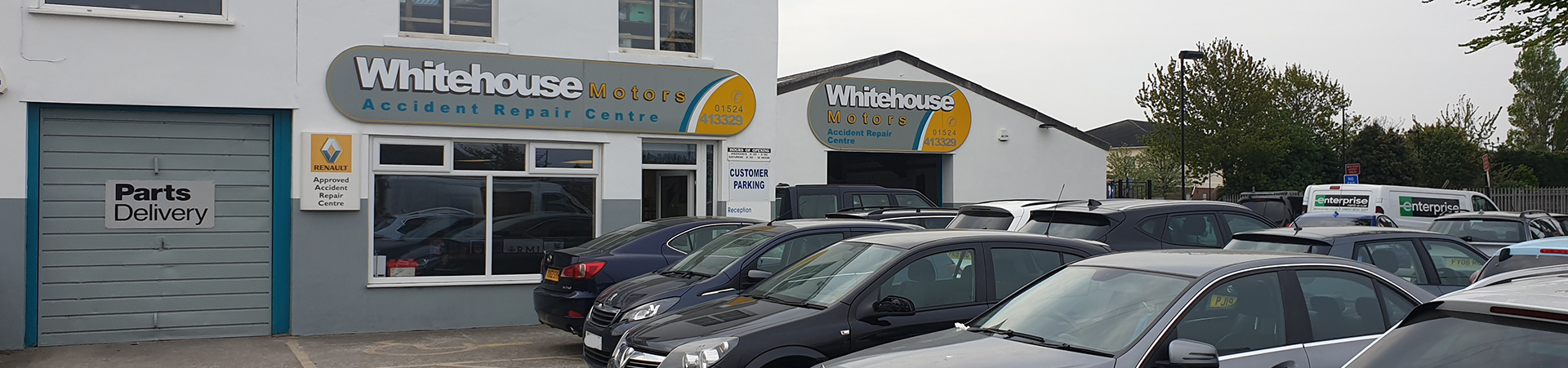 Whitehouse Motors - Accident Repair, Morecambe